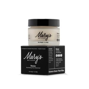 Mary's Methods Skin Care - Renew - Illuminating Face Moisturizer
