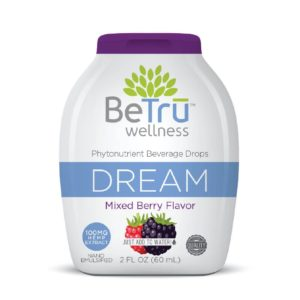 Be Tru Wellness DREAM Beverage Drops - Mixed Berryu