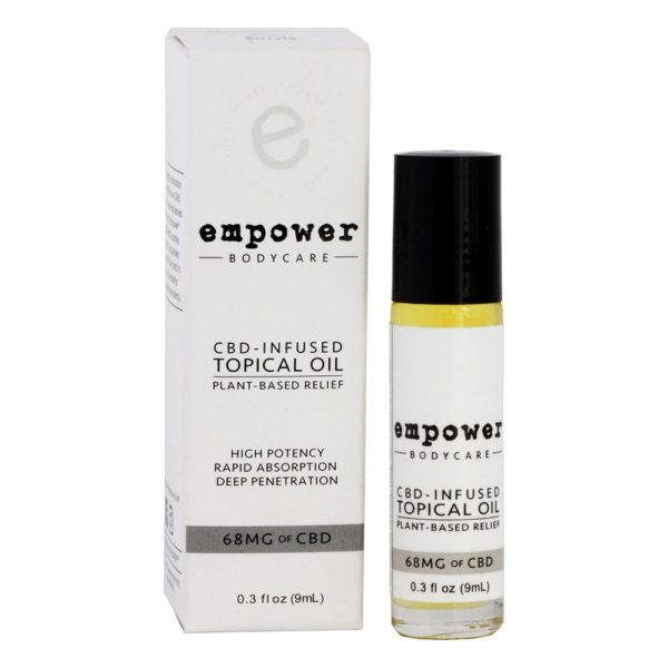 Empower Topical Relief Oil Roll on 9ml 600x600 - Empower® Topical Relief Oil