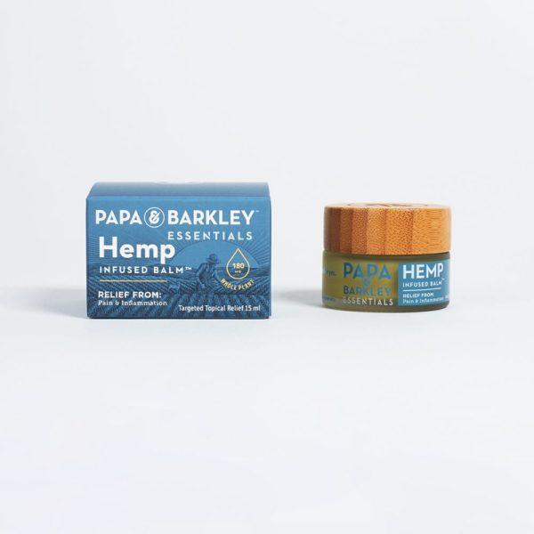 Papa & Barkley CBD Hemp Infused Balm 180mg