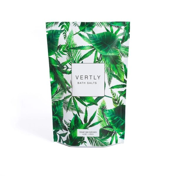 Vertly CBD Infused Bath Salts 50mg 600x600 - Vertly CBD Infused Bath Salts 50mg