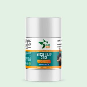 Green Eagle CBD Muscle Relief Stick 500mg 1.7oz