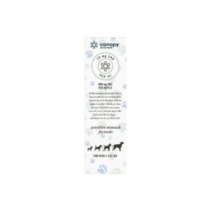 Martha Stewart CBD Pet Well Drops - Chicken 600mg 30ml Side
