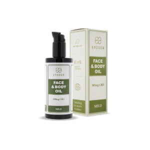 Endoca CBD Face and Body Oil - 300mg 200ml