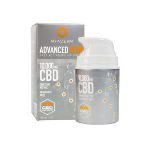 Myaderm CBD Advanced RX20 Cream - 10,000mg 1.7oz